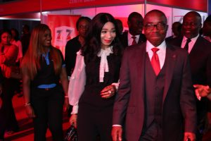 Cybercloud with Zenith Bank DMD & Group CEO